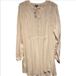 🆕Aerie Nightgown Long Sleeves